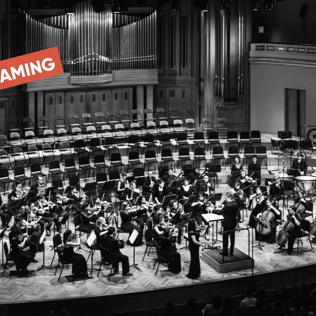 Live stream Brussels Philharmonic Orchestra