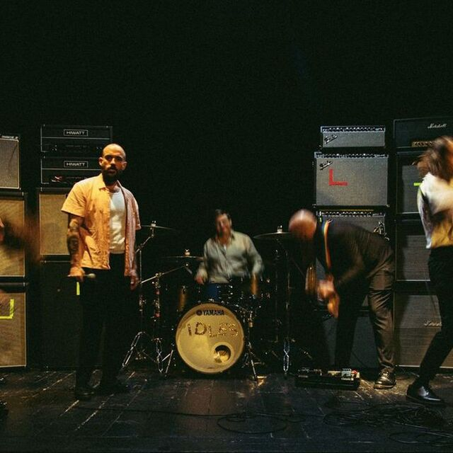 New date: IDLES
