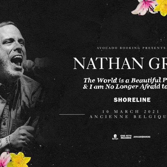 New date: Nathan Gray + TWIABP