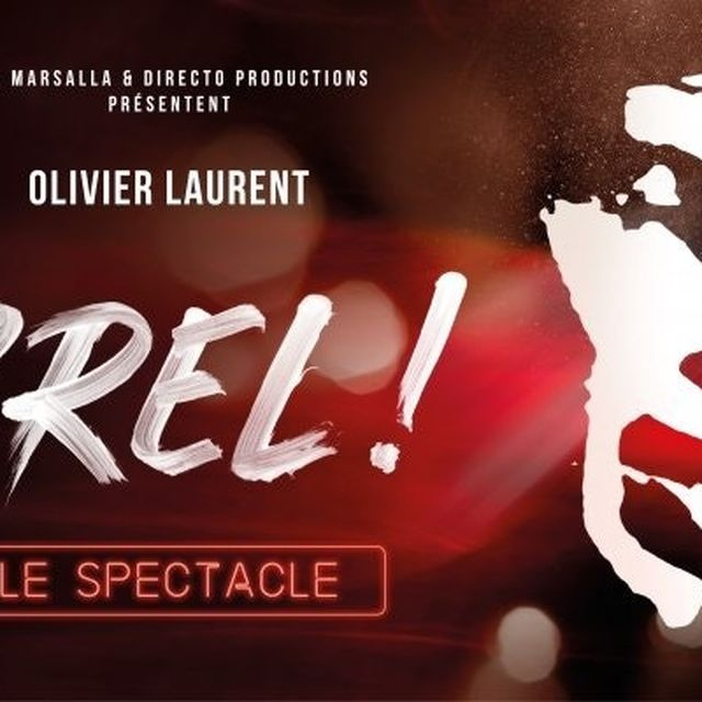 Olivier Laurent : BREL! LE SPECTACLE :: © BREL! LE SPECTACLE