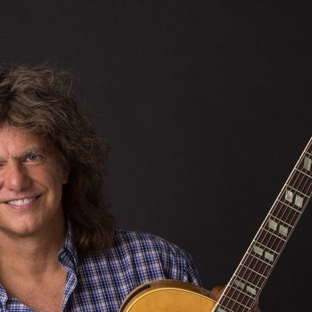 Pat Metheny Side Eye