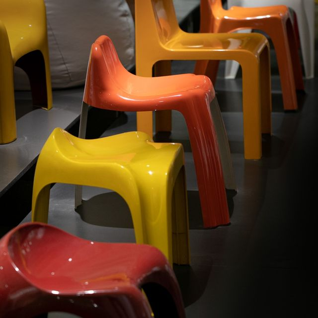Plastic Design Collection :: © ADAM - Brussels Design Museum - LioPhotography
