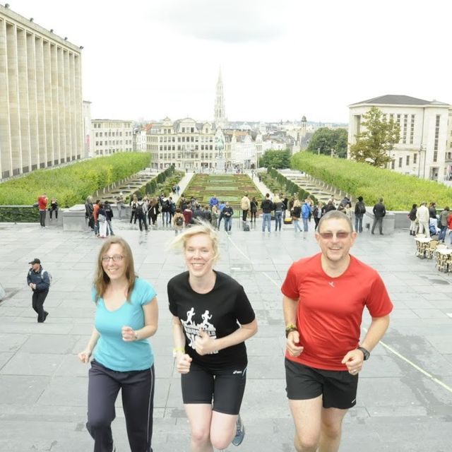 Running tour door het historisch centrum