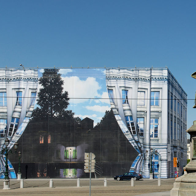Surrealismo en Bruselas
