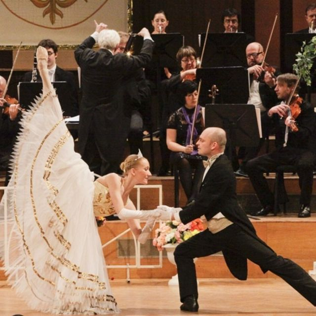 AN EVENING IN VIENNA  GRAND NEW YEAR'S CONCERT 2019 with ballet