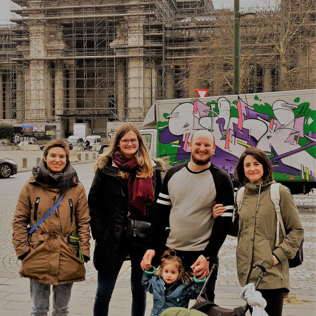 Free walking tour : Unruly Brussels