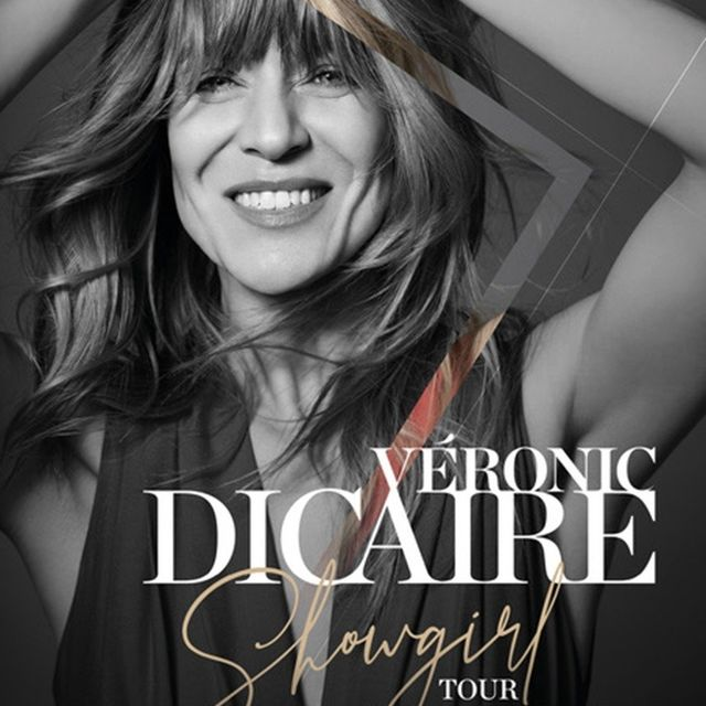 Véronic DiCaire. Showgirl Tour