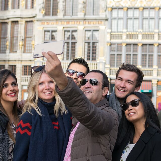 Guided tour of the historic centre of Brussels