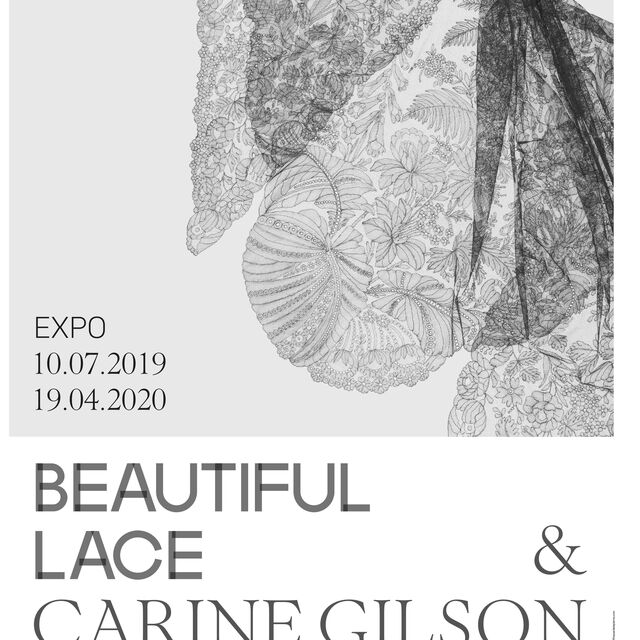 Visite guidée gratuite Beautiful Lace & Carine Gilson