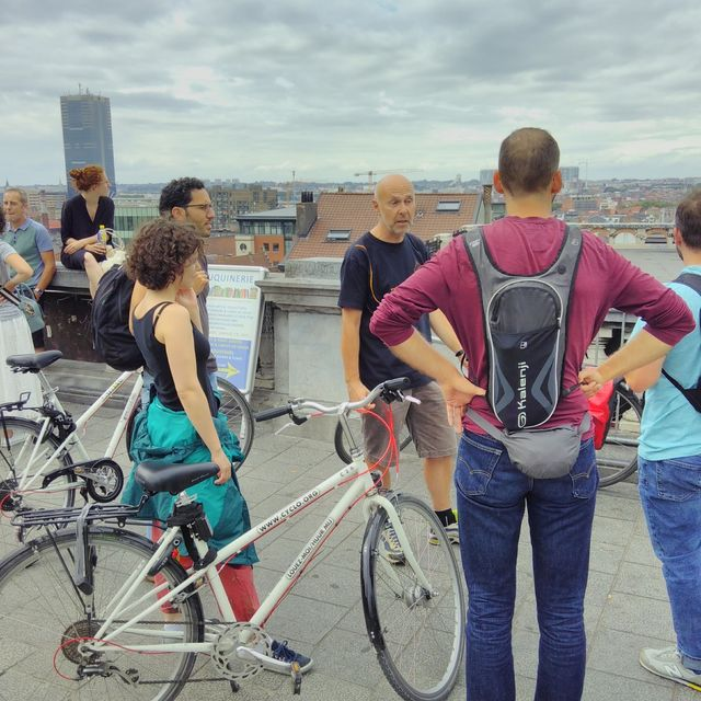 Weekend Tour, discover Brussels by bike