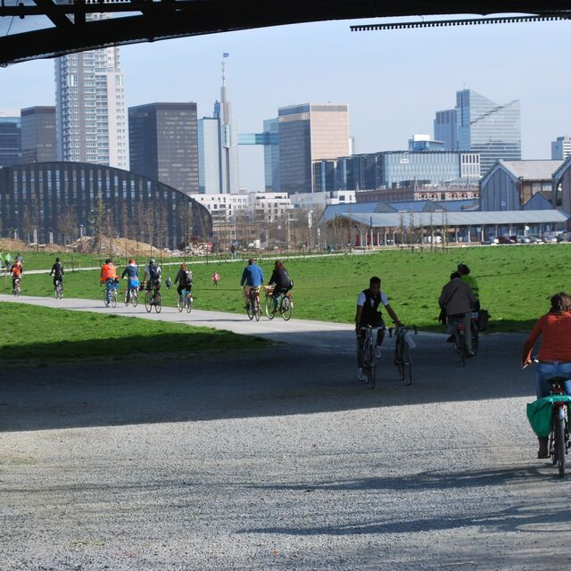 Weekend tour, Discover Brussel by bike