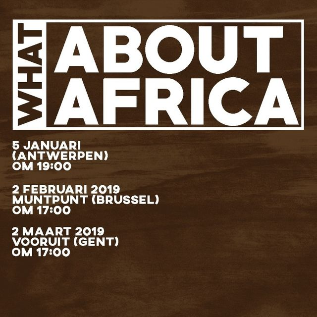 What about Africa - Motherland stories