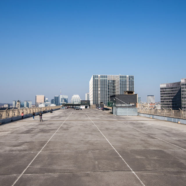 Rooftop 58 : discover this incredible pop-up venue in the heart of Brussels