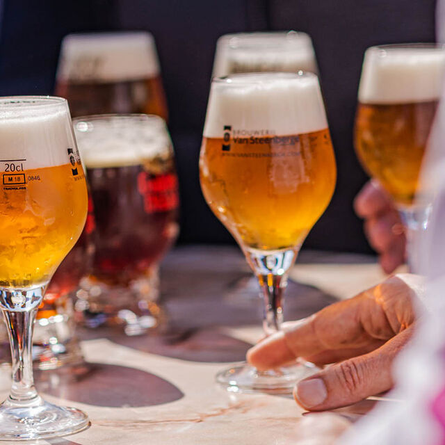Beer and chocolate tours