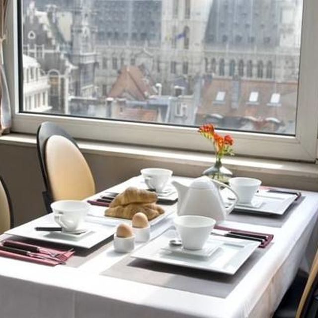 Floris Hotel Arlequin Grand-Place