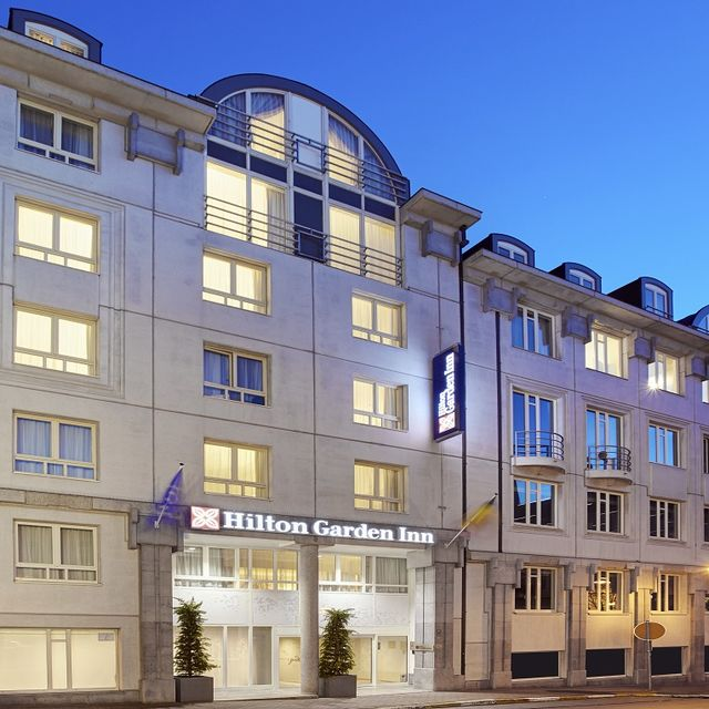 Hilton Garden Inn Brussels City Centre
