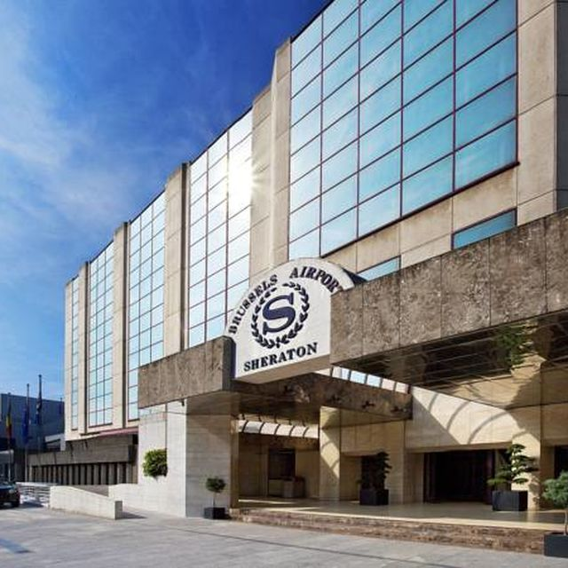 Sheraton Brussels Airport Hotel & Conference Center
