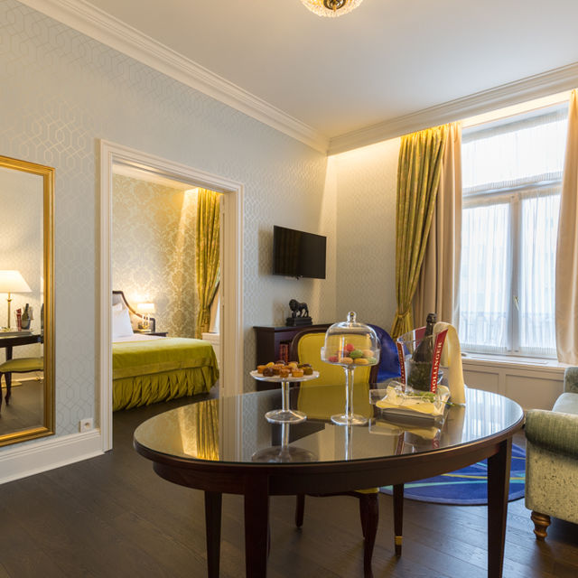Stanhope Hotel Brussels by Thon Hotels