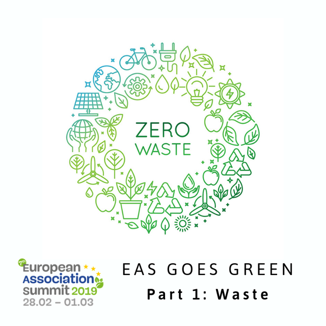 EAS Goes Green - Part 1: Waste
