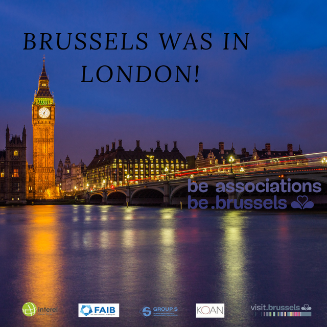 The Association Bureau brought Brussels Experts to London
