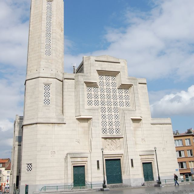 Church of St John the Baptist in Molenbeek