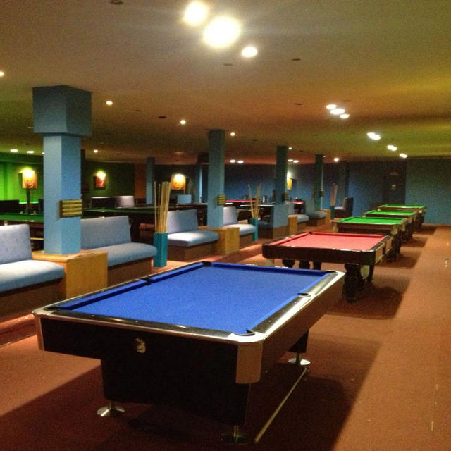 European Snooker Club