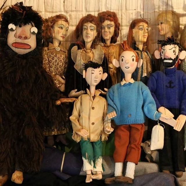 International Puppet Museum