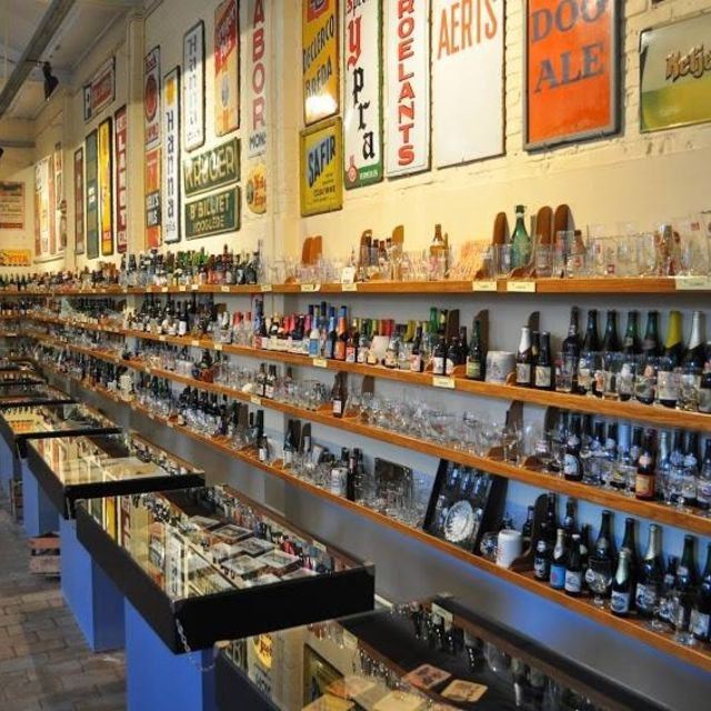 Schaerbeek museum of beer