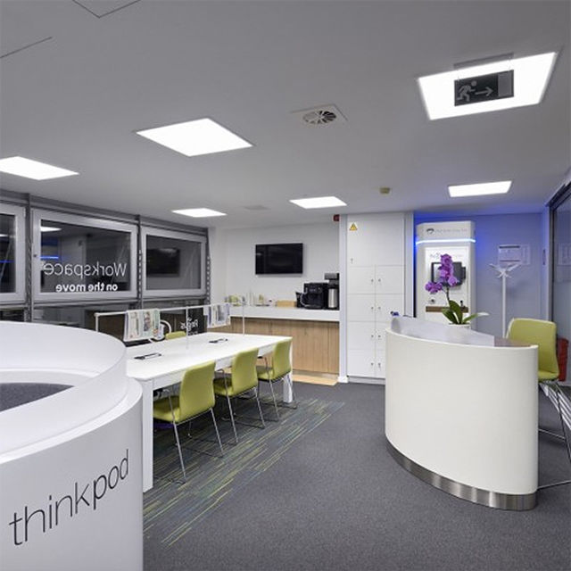 Regus Brussels - Central Station