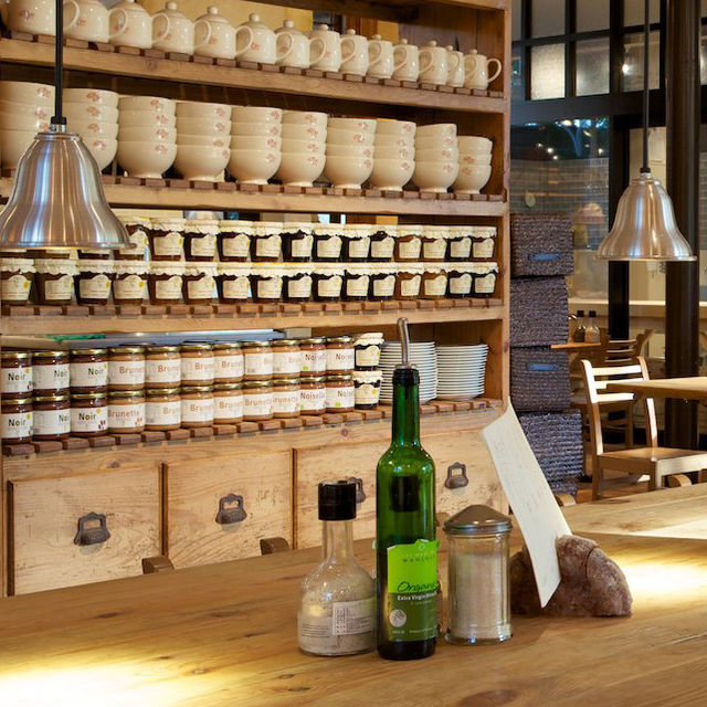 Le Pain Quotidien (Sablon / Zavel)