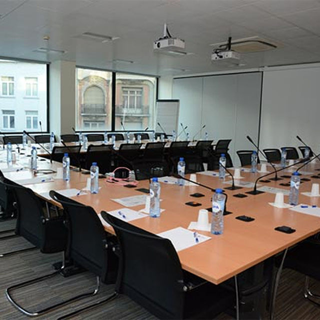 CEN CENELEC Meeting Centre