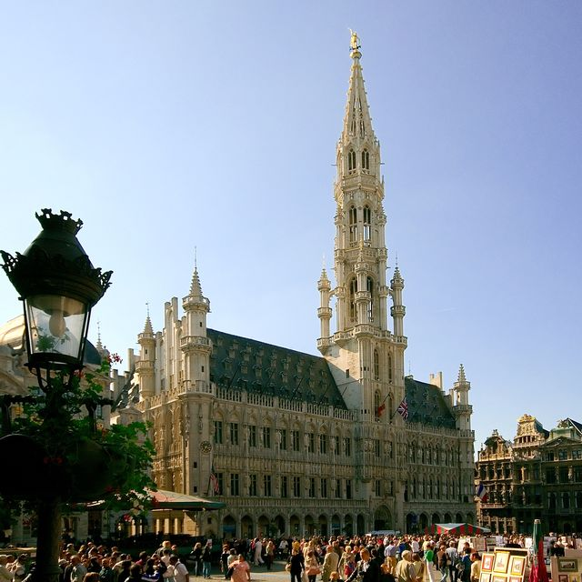 City Hall of Brussels