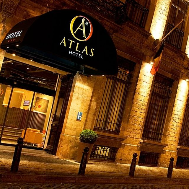 Atlas Hotel Brussels :: © ©Atlas Hotel Brussels