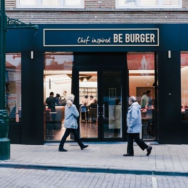 Be Burger Stockel