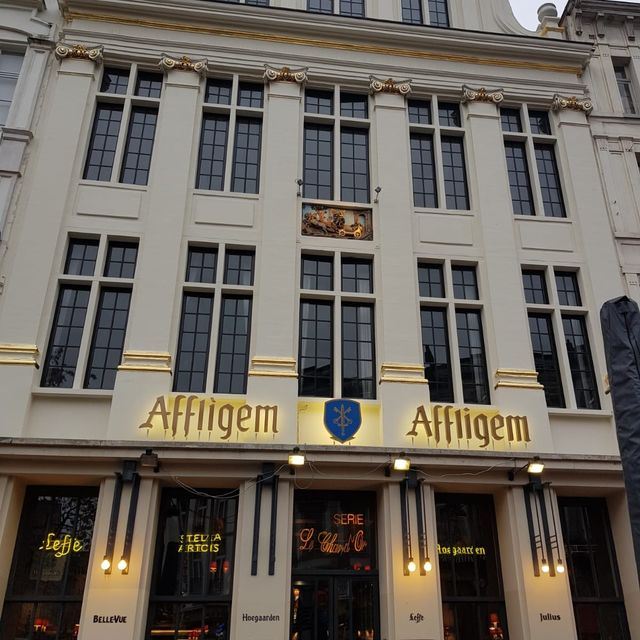 Brussels Grill Grand Place