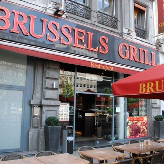 Brussels Grill Place De Brouckere