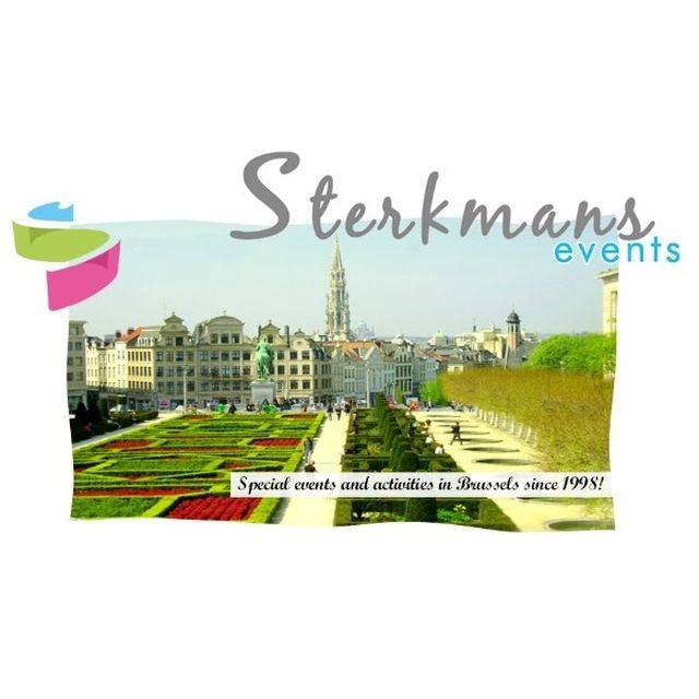 Brussels Linea recta, met familie, collegas en vrienden :: © © Sterkmans Events