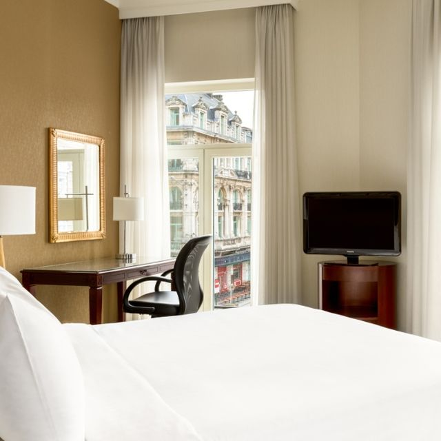 Brussels Marriott Hotel Grand Place :: © © Brussels Marriott Hotel Grand Place