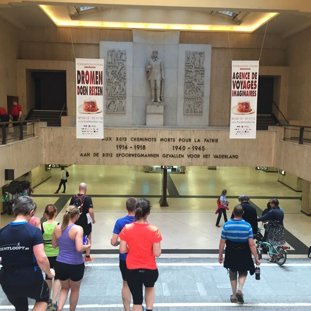 Brussels Running Tours