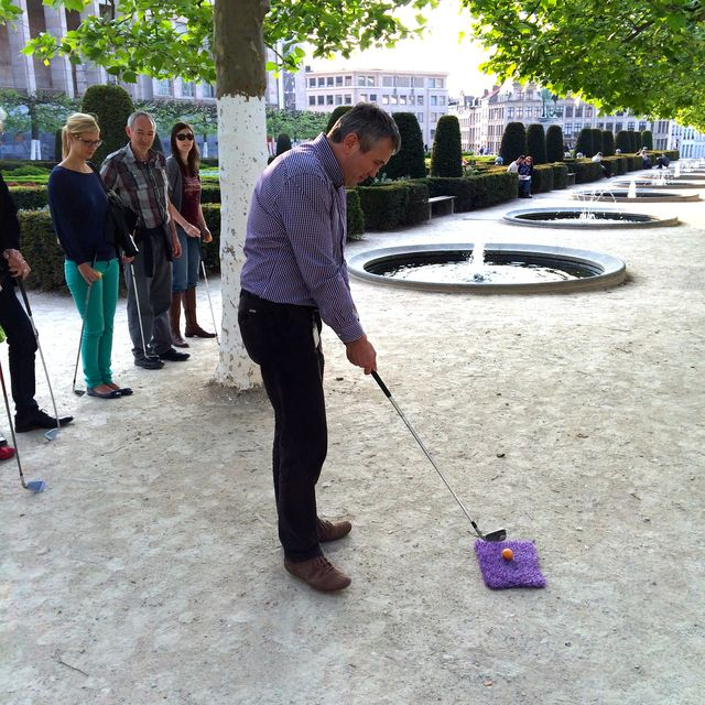 City Golf Brussels :: © City Golf