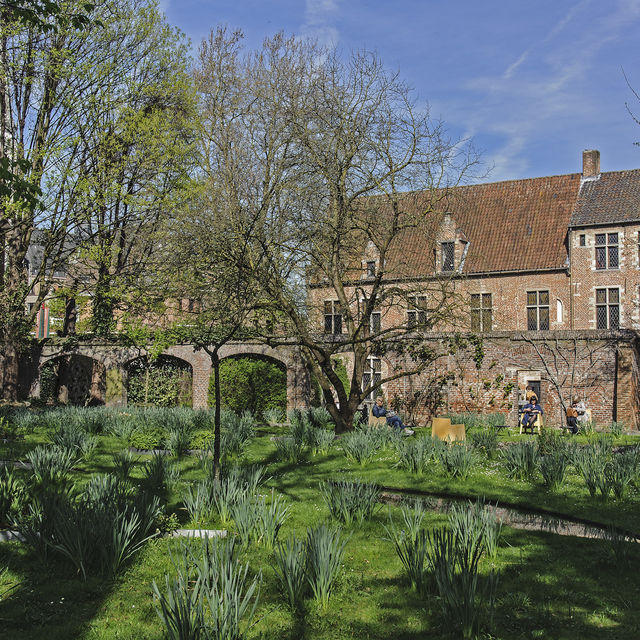 Erasmus House and Gardens