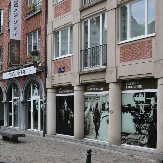 Fondation Jacques Brel