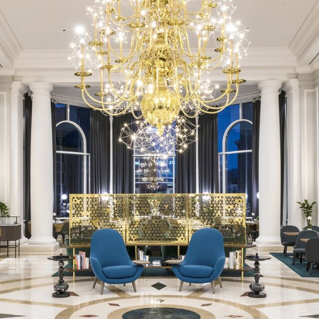 Hilton Brussels Grand-Place