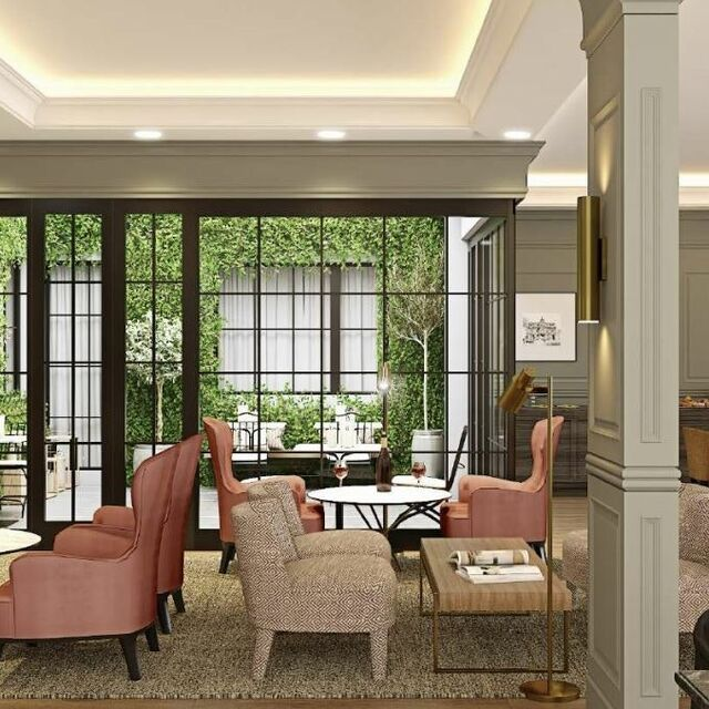 Hotel Avenue Louise Brussels  Trademark Collection by Wyndham