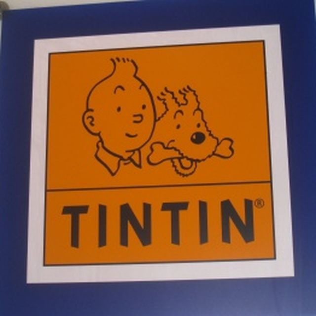 La boutique Tintin