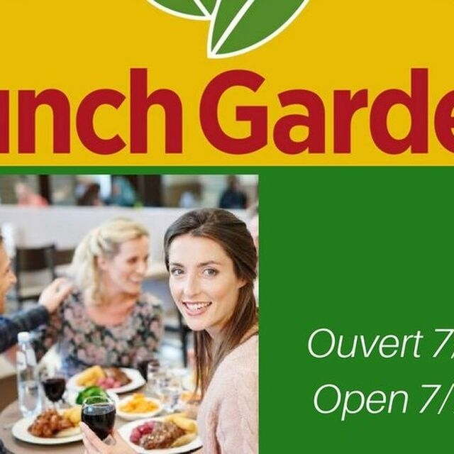 Lunch Garden Sint-agatha-berchem