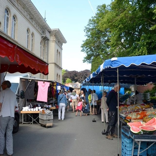 Market of Boitsfort