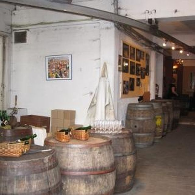 The Cantillon Brewery
