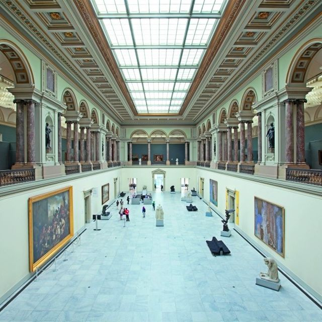 Royal Museums of Fine Arts :: © © Philippe Van Gelooven