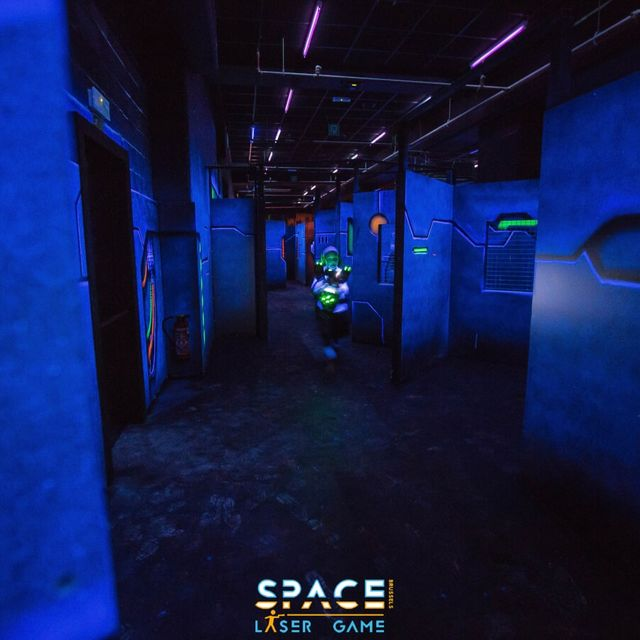 Space Laser Game
